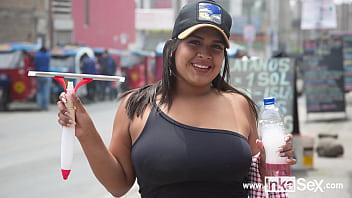 Venezuelana cavala demais!
